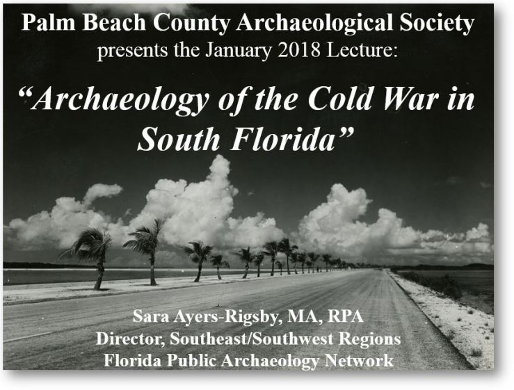 Archaeology of the Cold War Promo